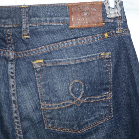 Lucky Brand Denim - Lucky brand womens capris size 8 -842-